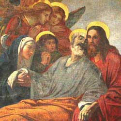 Death of St Joseph