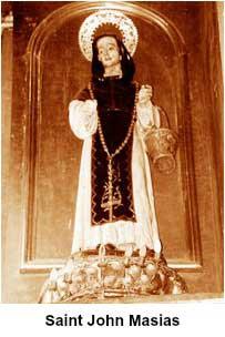 St John Masias