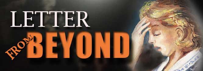 Letter From Beyond Header