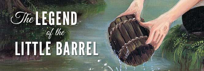 Header- The Legend of the Little Barrel