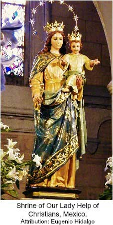 Novena to Our Lady Help of Christians-Day 9