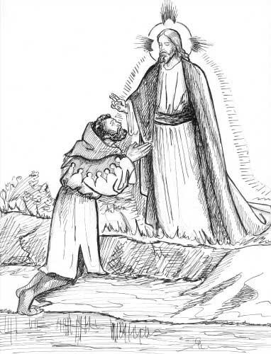 Offero and Jesus