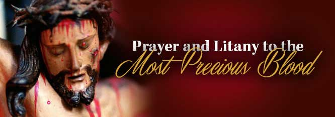 Header-Prayers to the Most Precious Blood of Jesus