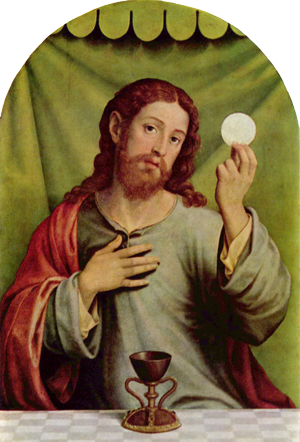 Our Lord and the Eucharist 2
