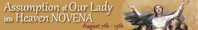 Novena to Our Lady of the Assumption