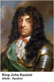 King John Kasimir