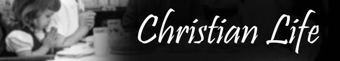 Christian Life Category Header