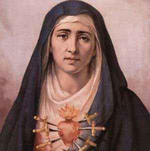 Novena to Our Lady of Sorrows-Day 8