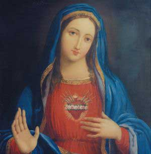 Novena to Our Lady of Sorrows-Day 9