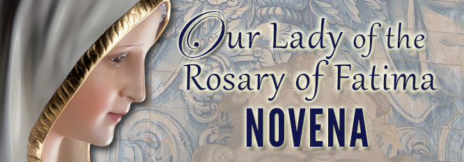 Header-Our Lady of the Rosary Novena