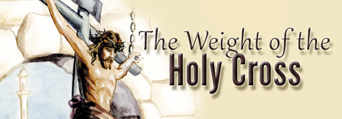 Header-The Weight of the Holy Cross