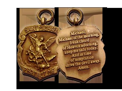 St Michael Medal