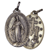 Image of the Miraculous Medal