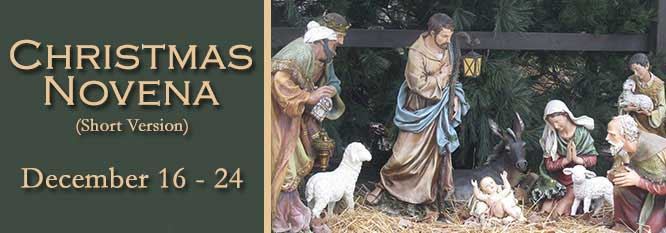 christmas is fast approaching so now is the time to say this precious christmas novena to ask the infant jesus and mary most holy for all your wishes and - Christmas Novena
