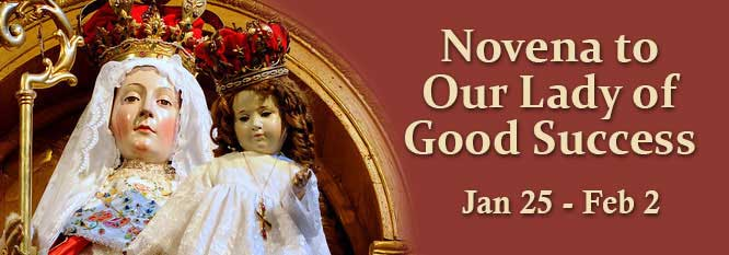 Header-Novena to Our Lady of Good Success