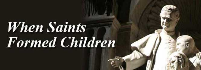 Header-When Saints formed Children