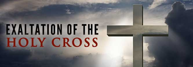Header-Exaltation of the Holy Cross
