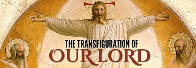 Header-Transfiguration of Our Lord