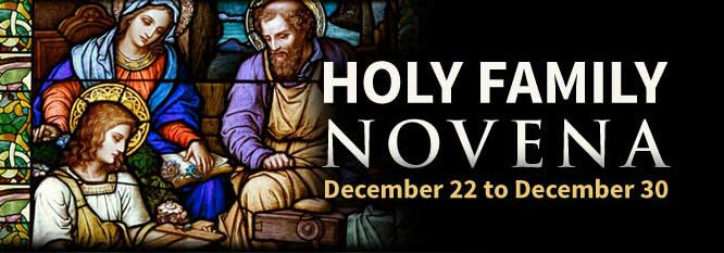 Header-Holy Family Novena