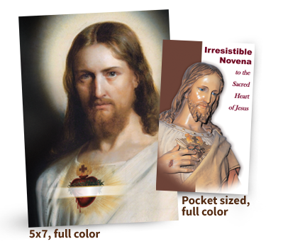 Sacred Heart of Jesus Consecration and Photo