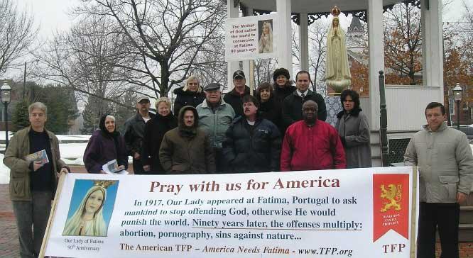 A Rosary Rally
