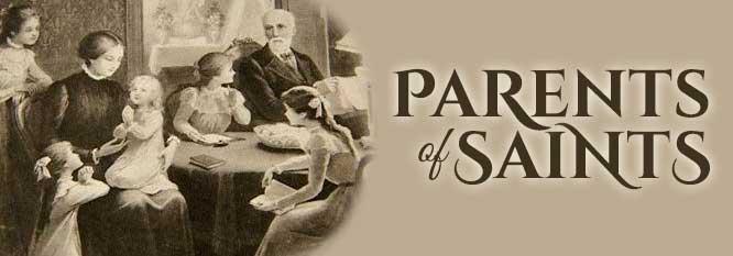Parents of Saints