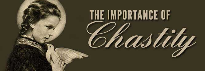 Header - The Importance of Chastity