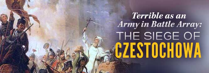 Header-The Siege of Czestochowa