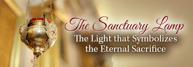 Header - The Sanctuary Lamp