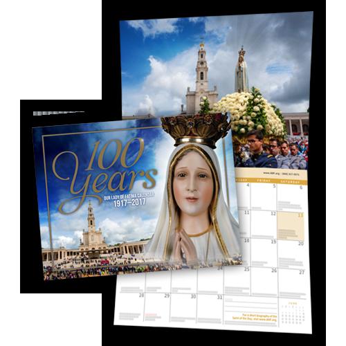 FREE 2017 Commemorative Fatima...