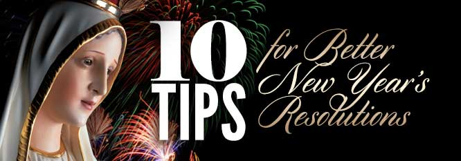 10 tips for better New Year Resolutions Header