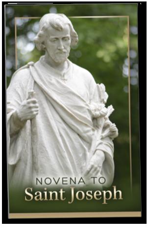 St Joseph Booklet Cover
