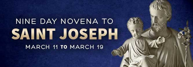 Header - Novena to St. Joseph