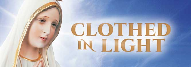 Header - Clothed in Light
