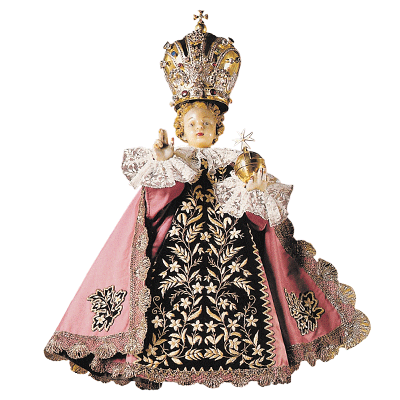 Divine Infant Jesus of Prague Statue