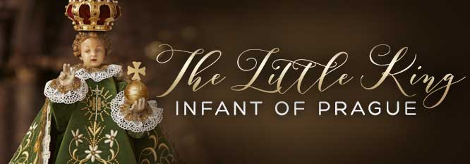Header-The Little King - Infant of Prague