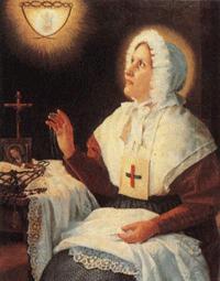 Blessed Anna-Maria Taigi