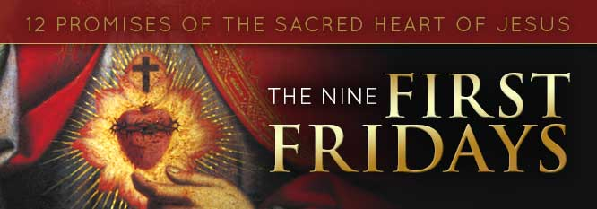 The Nine First Fridays Devotion