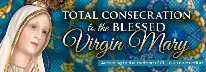 Header-Total Consecration to the Blessed Virgin Mary