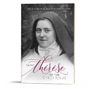Saint Therese Book