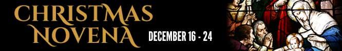 Christmas Novena December 16-24