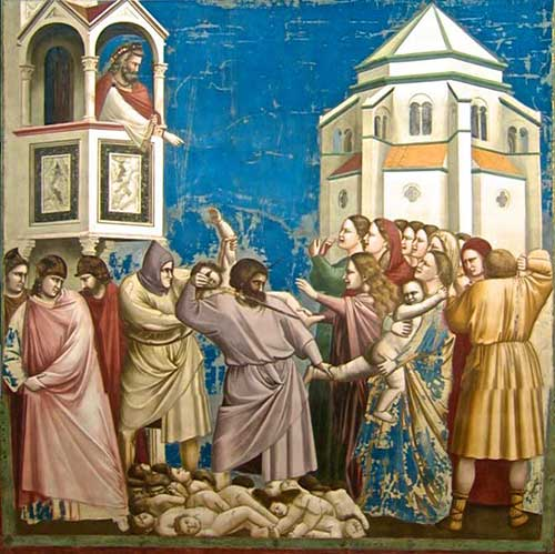 Fresco by Giotto