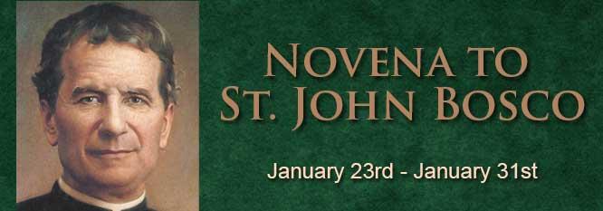 Header-Novena to St John Bosco