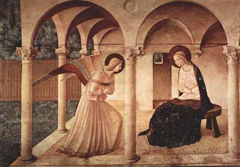 Fra Angelico - Annunciation Image