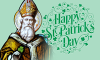 St Patrick's Day Card 2