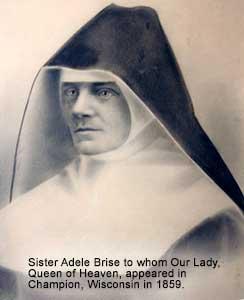 Sr Adele Brise