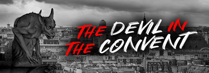 The Devil in the Convent Header