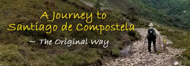 The Original Way - A Journey to Santiago de Compostela