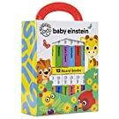 Baby Einstein - My First Library Board Book Block 12-Book Set