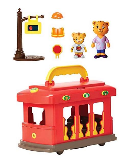 Daniel Tigers Neighborhood-Deluxe Electronic Trolley Vehicle